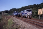 CSX gets overtaken by Amtrak