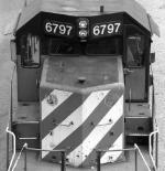 BNSF 6797