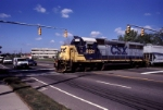 CSX on the Stratford Industrial.