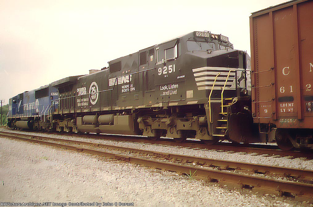 NS 9251 and PRR 6779