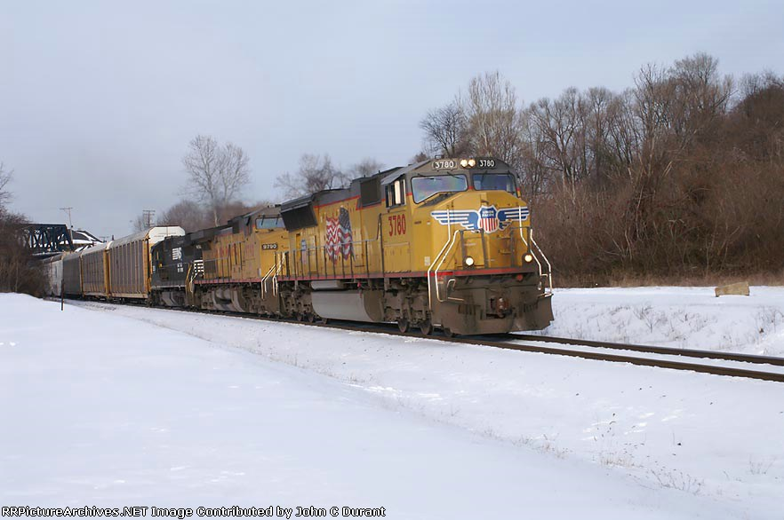 Union Pacific 3780 #212