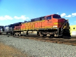 BNSF 4095 On Train Q-DENTAC1-25a
