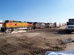 EB BNSF doublestack