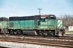 BNSF 1495