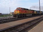 BNSF 4965 East at Fort Madison, IA