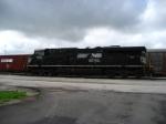 NS 7622    Wentzville Yard