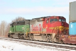 BNSF 160