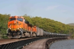 BNSF SWOOSH SURPRISE!!!!