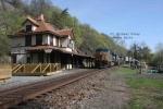 Highland Falls Station South Elevation