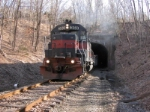 Terryville Tunnel West Portal