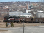 Guilford and The Waterbury Skyline