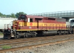 WC 6006 on NS 322