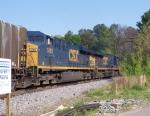 Train Q542-20