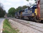 Train Q212-20