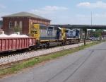 Train Q581