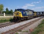 Train Q124-21
