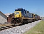 Train Q141-27