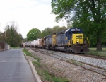 Train Q581-27