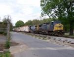 Train Q237-27