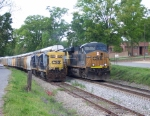 Train Q255-28
