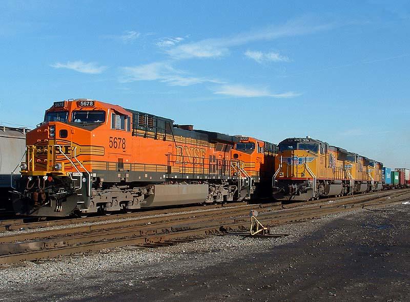 NS 201 & NS 735