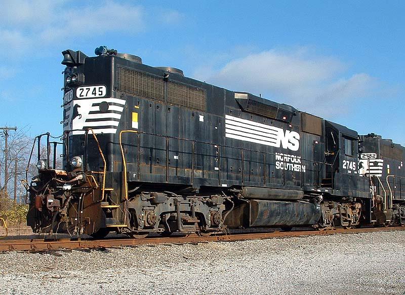 Retired NS 2745