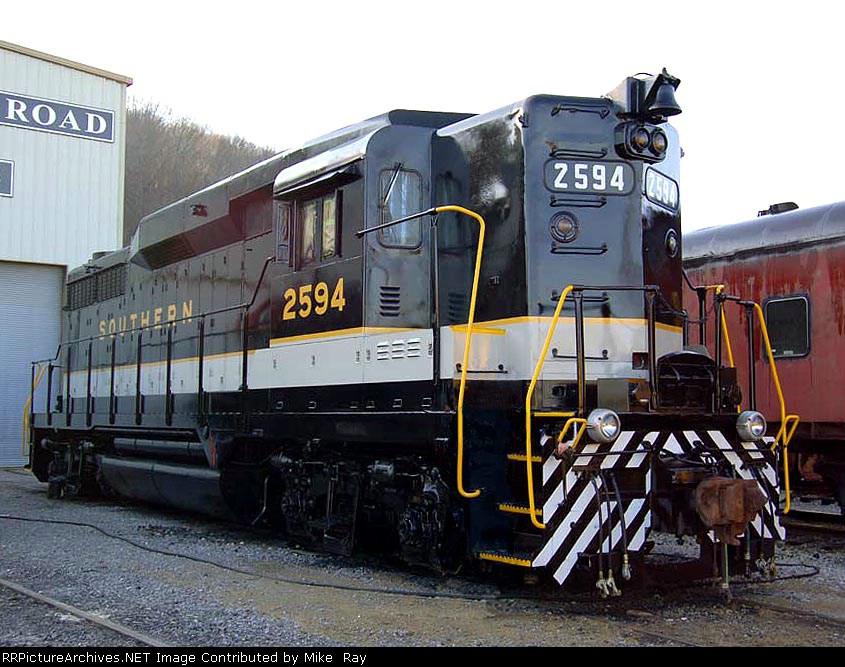 Southern Railway GP30