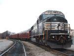 NS 098 Pass Train