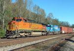 BNSF 877 on CS 174
