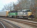 CN / GTW leader on NS 275