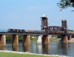 NS 283 crossing the Tn river.