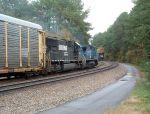 NS 284 meets 285