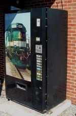 Southern Rwy Drink Machine