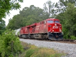 NS 61N with CP Rail Power