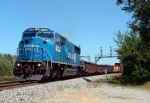 Hurricane Katrina work train