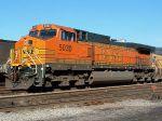 BNSF 5030 on NS 15T