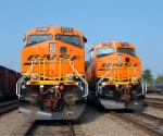 New BNSF Gevo Power