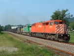 CP Rail SD40-2F on CSX K341