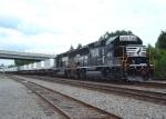 NS FEMA train