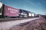 Southern mid train slave unit