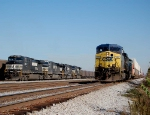 NS and CSX pass