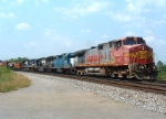 Former Super Fleet GE leads NS 134