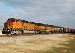 BNSF units on NS 143