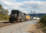 NS Ga 174 running from the law.