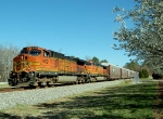 BNSF leaders on NS 224