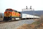 BNSF on NS 246