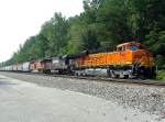 New image BNSF GE on NS 40A