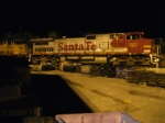 BNSF 669 taken at 2:55 am at Wentzville yard