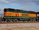 BNSF GP60B on NS 143