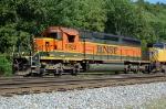 BNSF 6929 on NS 284